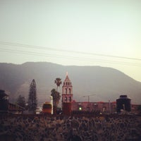 Photo taken at Jocotepec by Juan Carlos H. on 6/5/2013