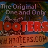 Photo taken at Hooters by Simone Y. on 11/21/2012