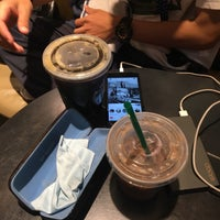 Photo taken at Starbucks by Mw' noom on 8/11/2017