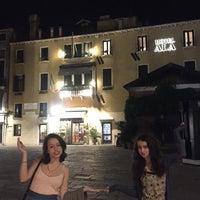 Photo taken at Hotel Ala by Anna V. on 8/16/2016