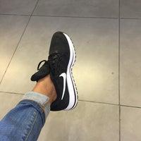 Photo taken at NikeStore Oaxaca by Judyarriaga on 3/6/2017