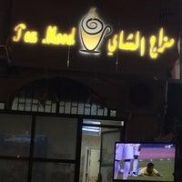 Photo taken at Tea Mood by Marwan Alrahbi on 3/10/2015
