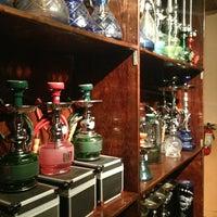 Photo taken at Sahara's Cafe & Bar by Jorge G. on 3/17/2013