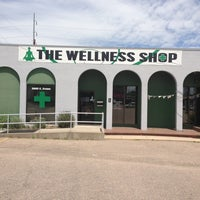 Photo taken at The Wellness Shop by Marijuana H. on 6/10/2013