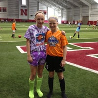 Photo taken at Hawks Championship Center by Melanie R. on 6/20/2013