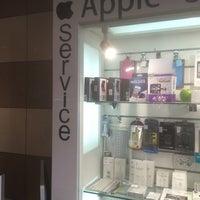 Photo taken at Apple Service by Alecks O. on 8/3/2014