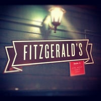 Photo taken at Fitzgerald's by Jay J. on 10/4/2012