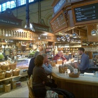 Photo taken at Östermalms Saluhall by Mir🌸 on 5/29/2013