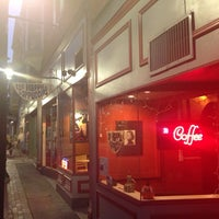 Photo taken at The Happy Cappuccino Coffee House by Angelo S. on 11/13/2013