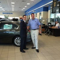 Photo taken at Mohawk Honda by Angelo S. on 6/2/2014