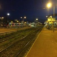 Photo taken at Gare SNCF de Persan - Beaumont by Julian B. on 8/23/2015
