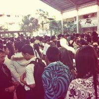 Photo taken at SMK Negeri 4 Malang by Moe B. on 6/27/2013