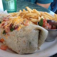 Photo taken at Shoreline Beach Cafe by Cierra 🌺 M. on 6/30/2013