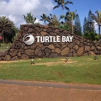 Photo taken at Turtle Bay Resort by Cierra 🌺 M. on 5/25/2013