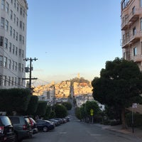 Photo taken at Russian Hill by Keith A. on 8/13/2017