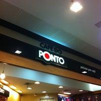 Photo taken at Café do Ponto by Abel V. on 12/1/2012