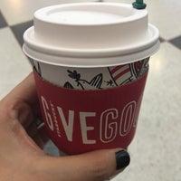 Photo taken at Starbucks by Alejandra C. on 11/5/2017