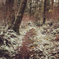 "Photo taken at ""Radar Park"" at Cougar Mountain Regional Wildland Park by Kevin H. on 12/15/2012"