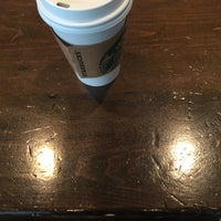Photo taken at Starbucks by Aaron S. on 2/10/2016