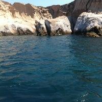 Foto scattata a Siren Kayalıkları da Burak A. il 7/7/2013
