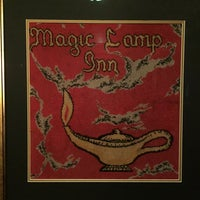 Amazing ... Photo Taken At Magic Lamp Inn By Eric L. On 1/15/2016 ...