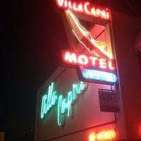 Photo taken at Villa Capri Hotel Coronado by Eric L. on 7/26/2014
