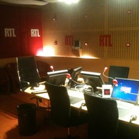 Photo taken at RTL by Francois M. on 6/13/2013