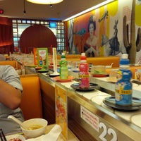 Photo taken at Shabu Slim by Risky A. on 8/7/2014
