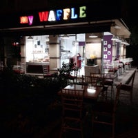 Photo taken at My Waffle Plus by My Waffle Plus on 8/14/2016