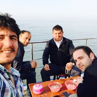 Photo taken at trabzon arakli kalecik limanı by Aykut Ç. on 5/19/2015