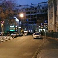 Photo taken at 2-й Полянский переулок by Георгий Ф. on 2/17/2017