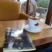 Photo taken at Java Time by fayez f. on 5/24/2013
