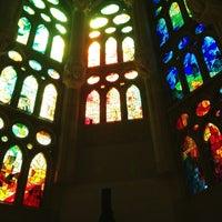 Photo prise au Sagrada Família par Дмитрий М. le7/8/2013