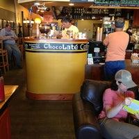 Photo taken at Chocolaté Coffee by Phyllis I. on 6/21/2013