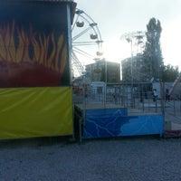 Photo taken at Lunapark by Ozan .. on 6/11/2014