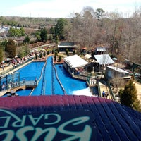 Photo taken at Busch Gardens Williamsburg by Summer M. on 4/1/2013