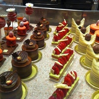 Photo taken at Jean Philippe Patisserie by Christine M. on 10/13/2014