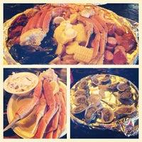 Foto tirada no(a) The Crab Shack por Mint K. em 2/16/2013
