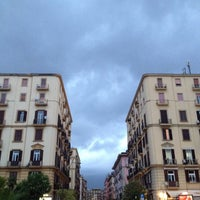 Photo taken at Piazza degli Artisti by Gennaro C. on 7/14/2014