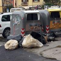 Photo taken at Piazza degli Artisti by Gennaro C. on 1/16/2017