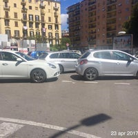 Photo taken at Piazza degli Artisti by Gennaro C. on 4/23/2017