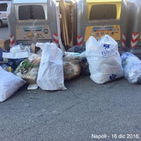 Photo taken at Piazza degli Artisti by Gennaro C. on 12/16/2016