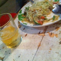 Photo taken at ร้านผัดไทโพธาราม สาขา 2 by Juu W. on 9/21/2014