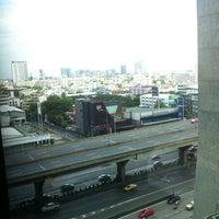 Photo taken at Fuji Xerox (Thailand) Co., Ltd. by Juu W. on 9/15/2014