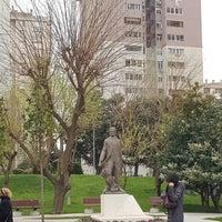 Photo taken at Kuşluk Parkı by Hilmi S. on 4/7/2018