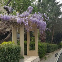 Photo taken at Kuşluk Parkı by Hilmi S. on 4/16/2018