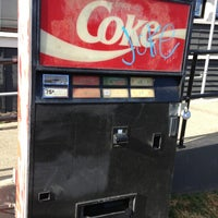 Photo taken at Mystery Soda Machine by Justin B. on 8/18/2013
