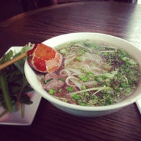 Photo taken at Pho by Marzzz on 10/31/2013