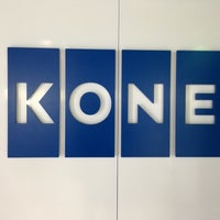 Photo taken at KONE Corporation by Sami M. L. on 4/25/2017