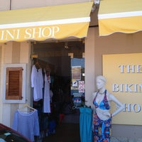 Photo taken at The Bikini Shop by Will Rojas Fort F. on 4/18/2014